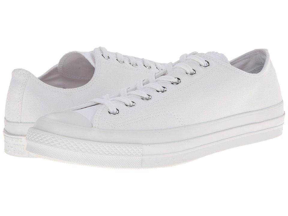 Converse - Chuck Taylor All Star '70 Ox (White Monochrome) Athletic Shoes