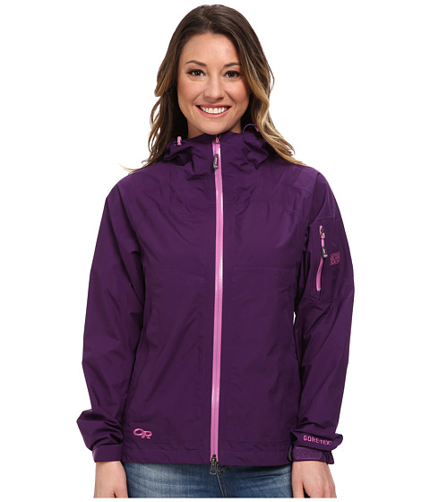 Outdoor Research - Aspire Jacket (Elderberry) Women's Jacket