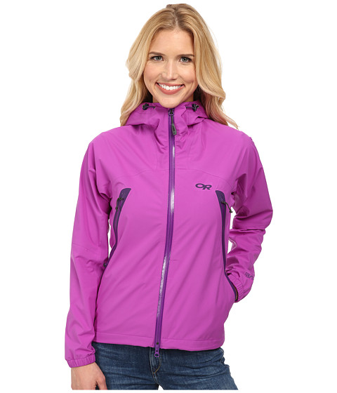 Outdoor Research - Allout Hooded Jacket (Ultraviolet) Women