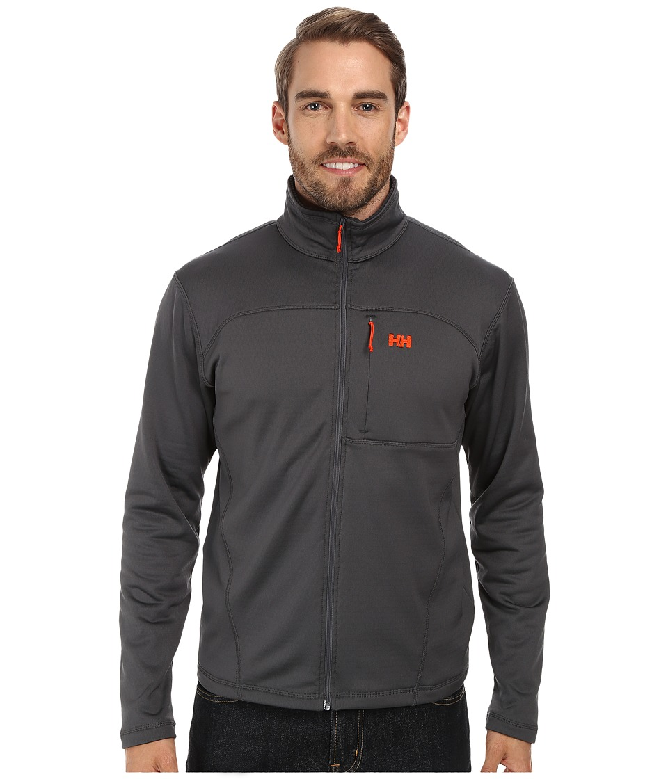 Helly Hansen - Vertex Stetch Midlayer (Charcoal) Boy