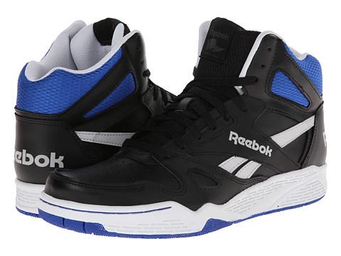 Reebok - Royal BB4500 Hi (Black/Steel/White/Collegiate Royal) Men