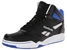 Reebok Royal BB4500 Hi (Black/Steel/White/Collegiate Royal)