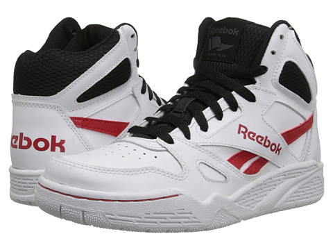 Reebok - Royal BB4500 Hi (White/Black/Red Rush) Men's Basketball Shoes