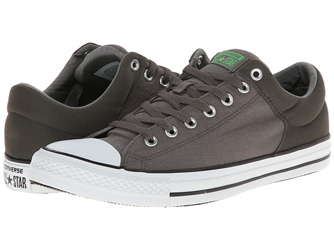Converse - Chuck Taylor All Star High Street Ox (Charcoal/Mason/White) Shoes