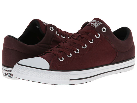 Converse - Chuck Taylor All Star High Street Ox (Branch/Black/White) Shoes