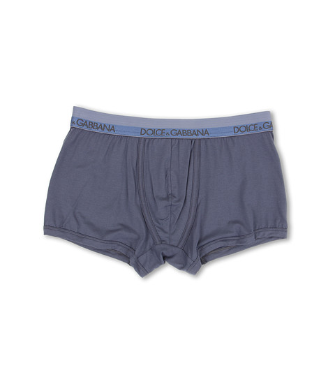 Dolce & Gabbana - Stretch Modal Regular Boxer (Avio) Men's Underwear