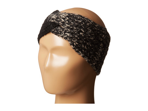 Calvin Klein - Color Block Sequin Headband (Heathered Almond) Headband