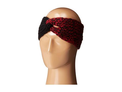 Calvin Klein - Color Block Sequin Headband (Rouge) Headband