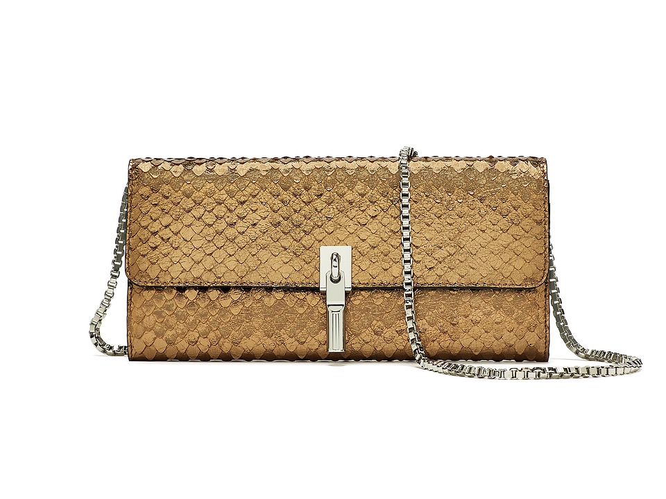 Elizabeth and James - Cynnie Wallet On A Chain (Bronze) Wallet Handbags