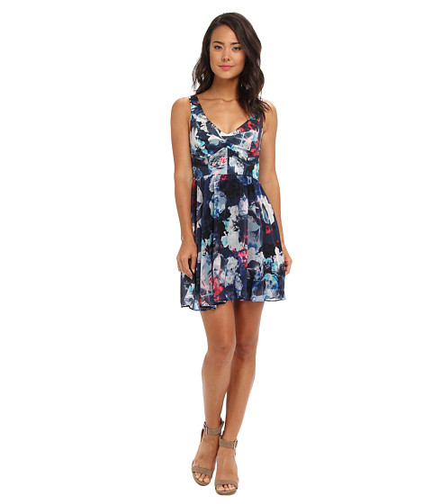 Bardot - Floral Swing Dress (Print) Women's Dress
