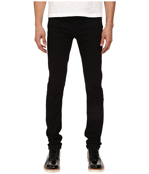 CoSTUME NATIONAL - Skinny Pant (Black) Men's Casual Pants
