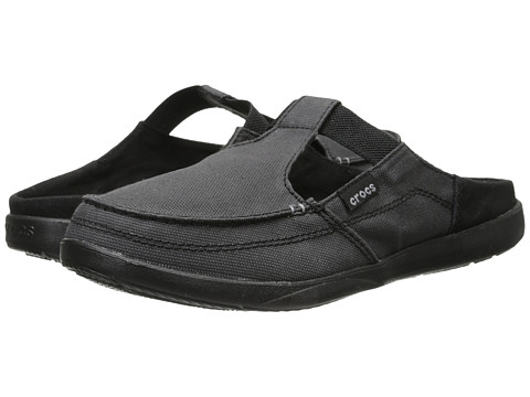 Crocs - Walu Mule Shecon (Black/Black) Women
