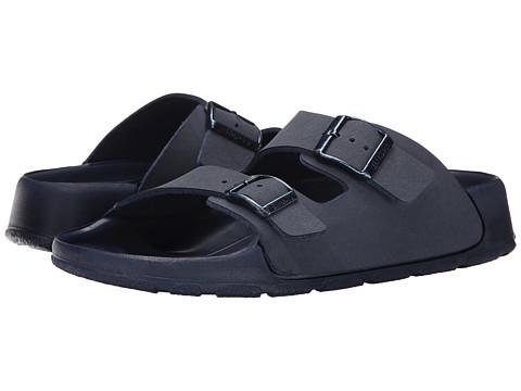 Birkenstock - Haiti by Birki (Navy Birkibuc) Women's Sandals