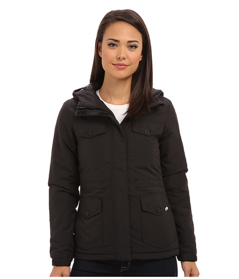 Vans - Le Monde Jacket (Black) Women's Coat