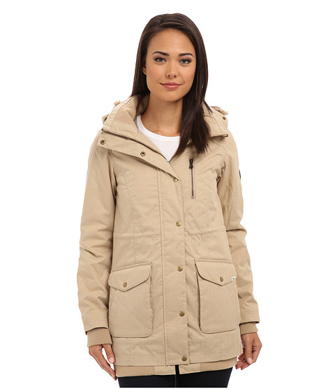 Vans - Cadet Parka (Heather Khaki) Women