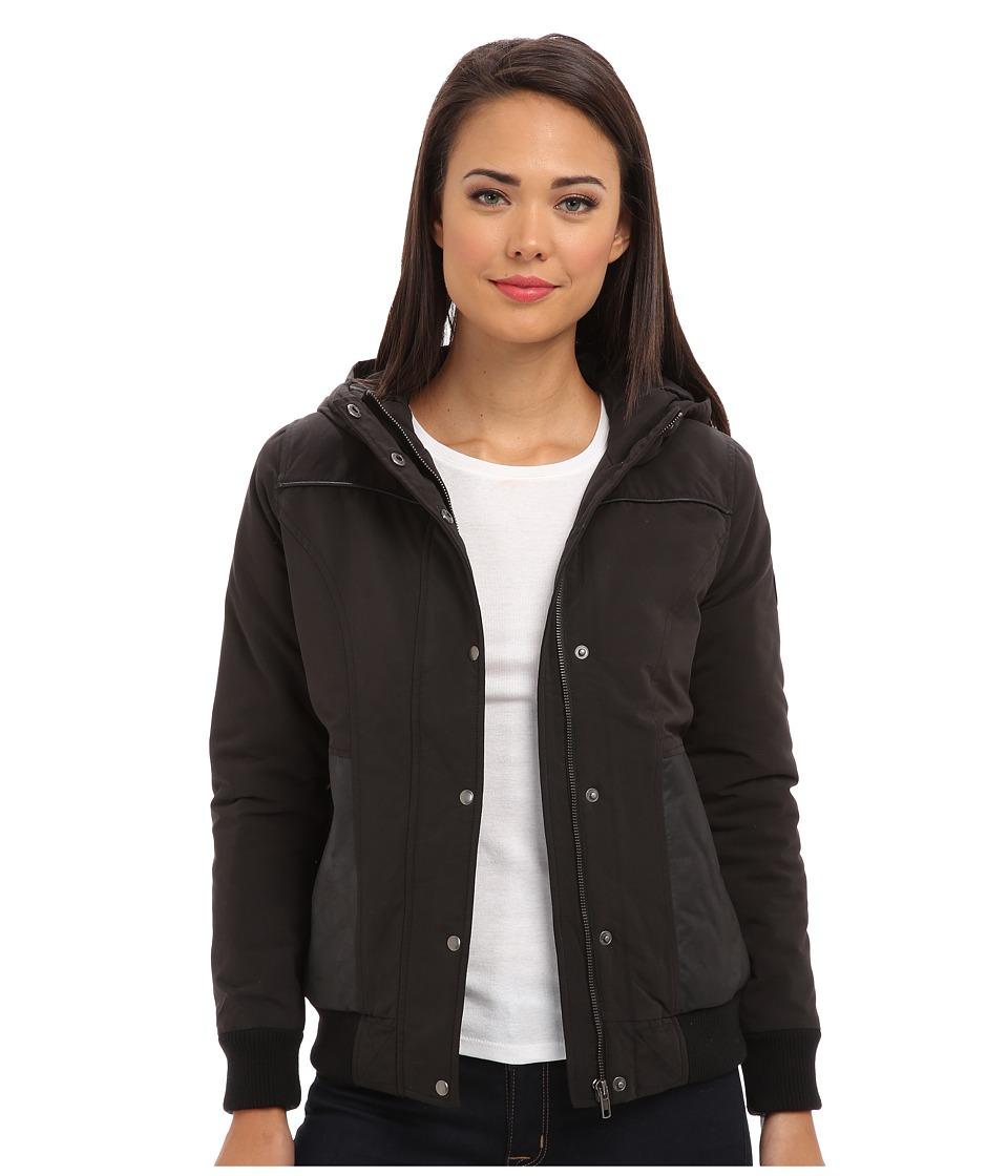 Vans - Standpoint Jacket (Black) Women's Coat