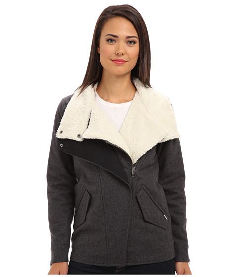 Vans - Merser Jacket (New Charcoal Heather) Women's Coat