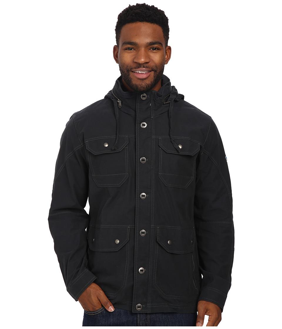 Kuhl - Rekon Jacket (Raven) Men's Coat