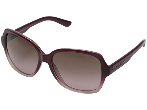 AX Armani Exchange - 0AX4029S (Grapewine Gradient/Grapewine) Fashion Sunglasses