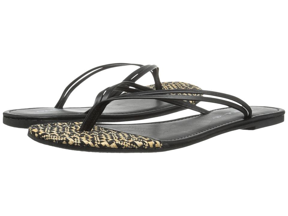 O'Neill - Brighton (Black) Women's Sandals