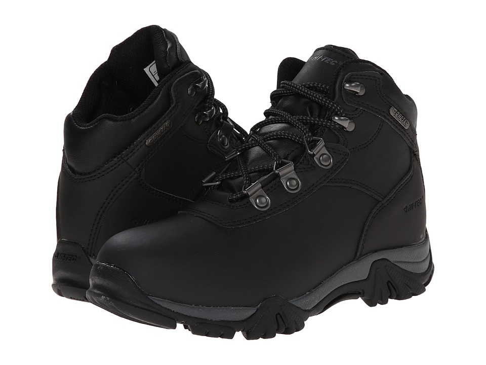 Hi-Tec Kids - Altitude V Waterproof Jr (Toddler/Little Kid/Big Kid) (Black) Boy's Shoes
