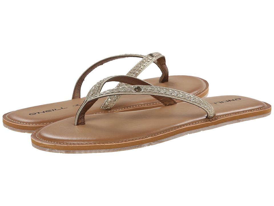 O'Neill - Ojai River (Gold) Women's Sandals