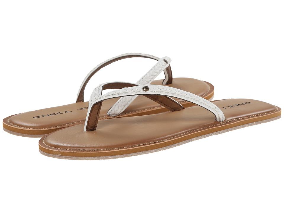 O'Neill - Ojai River (White) Women's Sandals