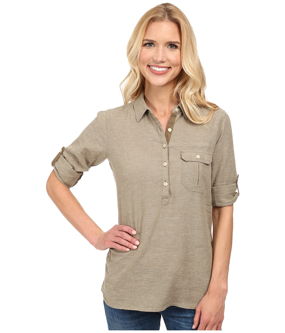 Outdoor Research - Coralie L/S Shirt (Caf ) Women's Long Sleeve Pullover