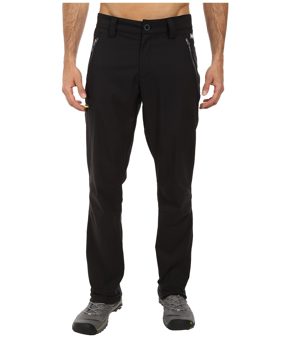 Helly Hansen - Jotun Softshell Pant (Black) Boy's Casual Pants