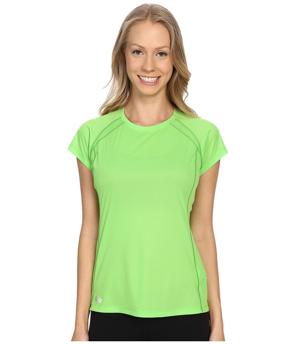 Outdoor Research - Echo S/S Tee (Apple/Laurel) Women's Clothing