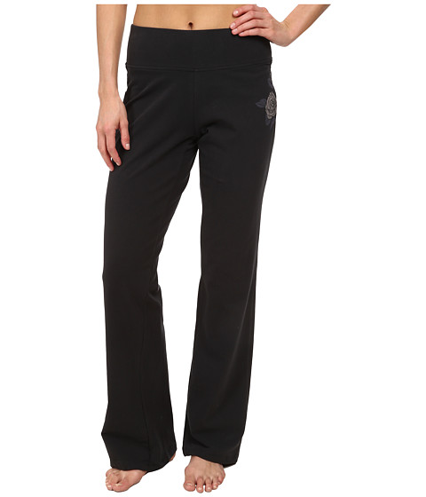 Life is good - Sueded Sleep Pants (Night Black) Women's Pajama