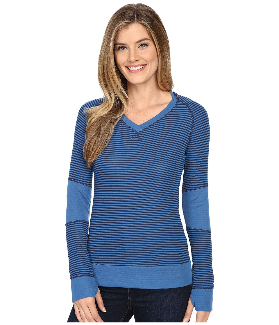 Outdoor Research - Umbra Hoody (Cornflower) Women's Sweater