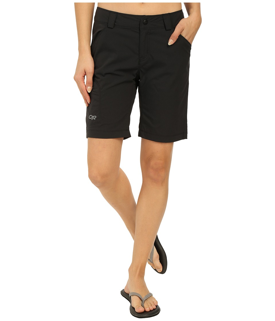 Outdoor Research - Equinox Shorts (Black) Women's Shorts