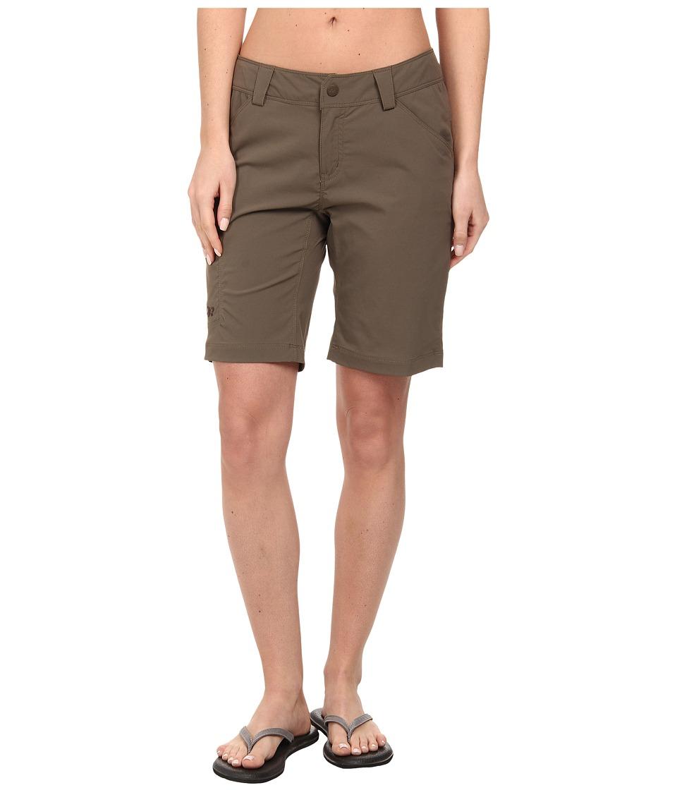 Outdoor Research - Equinox Shorts (Mushroom) Women's Shorts