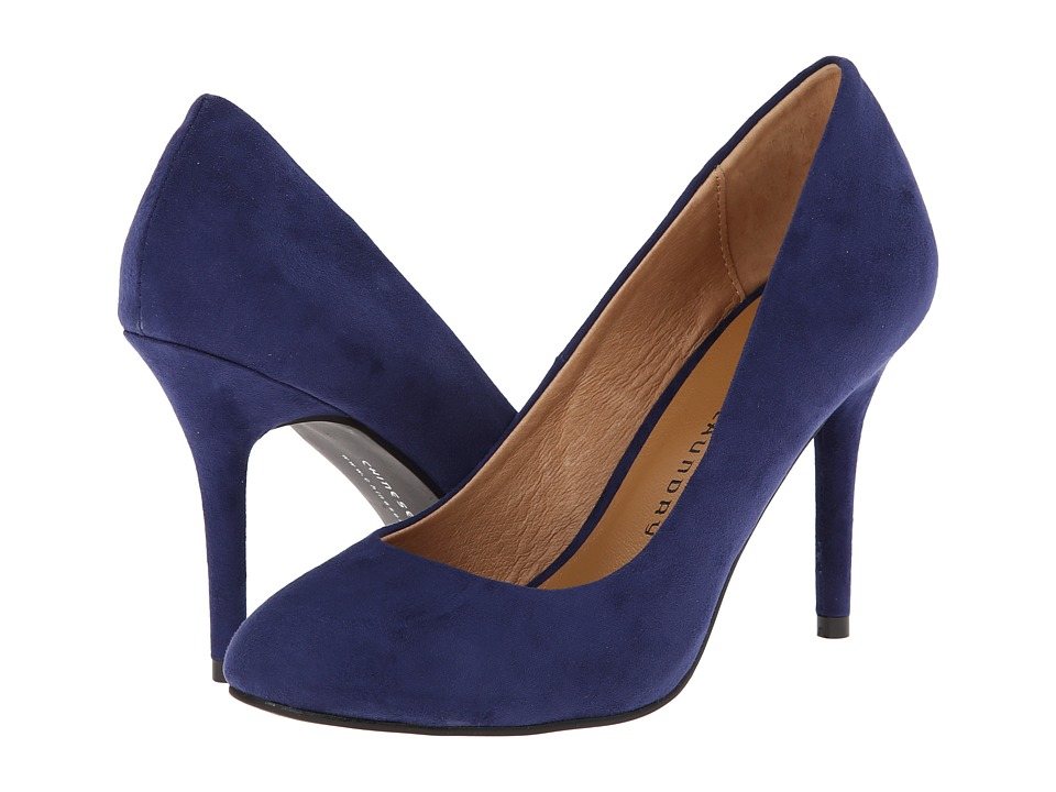 Chinese Laundry - Palace (Navy Micro Suede) High Heels