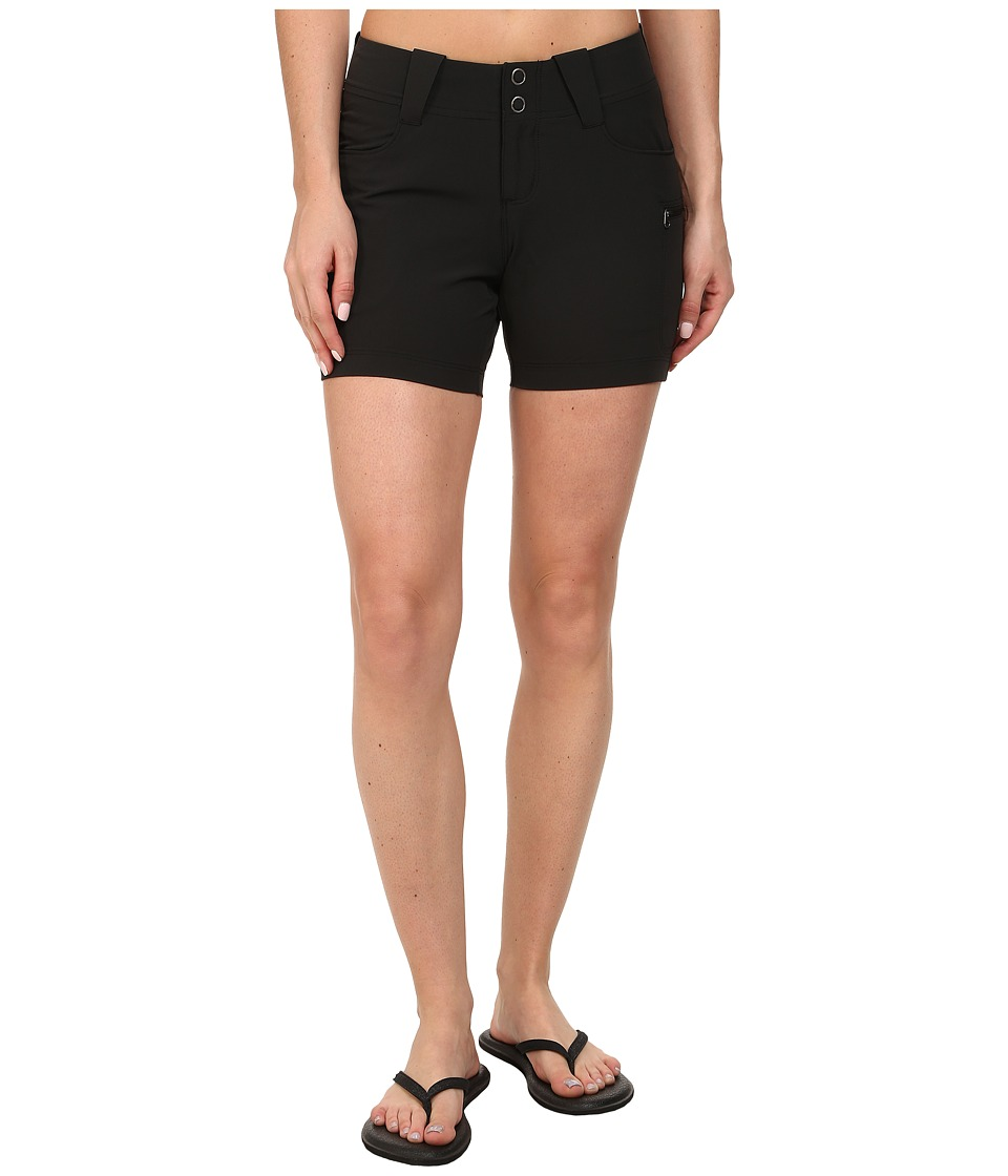 Outdoor Research - Ferrosi Summit Shorts - 5 (Black) Women's Shorts