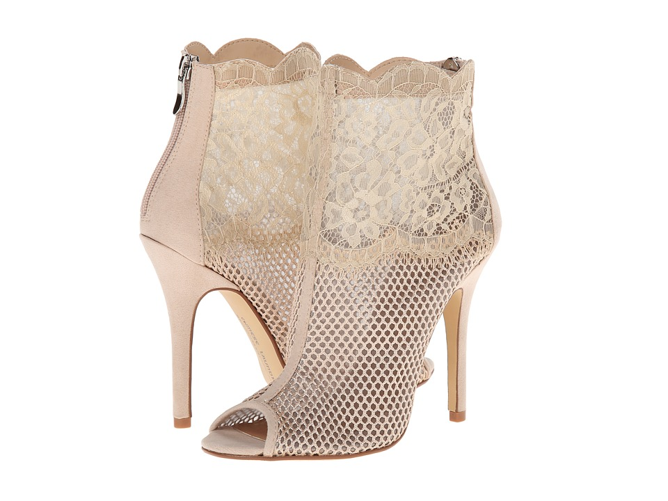 Chinese Laundry - Jeopardy (Nude Mesh) High Heels