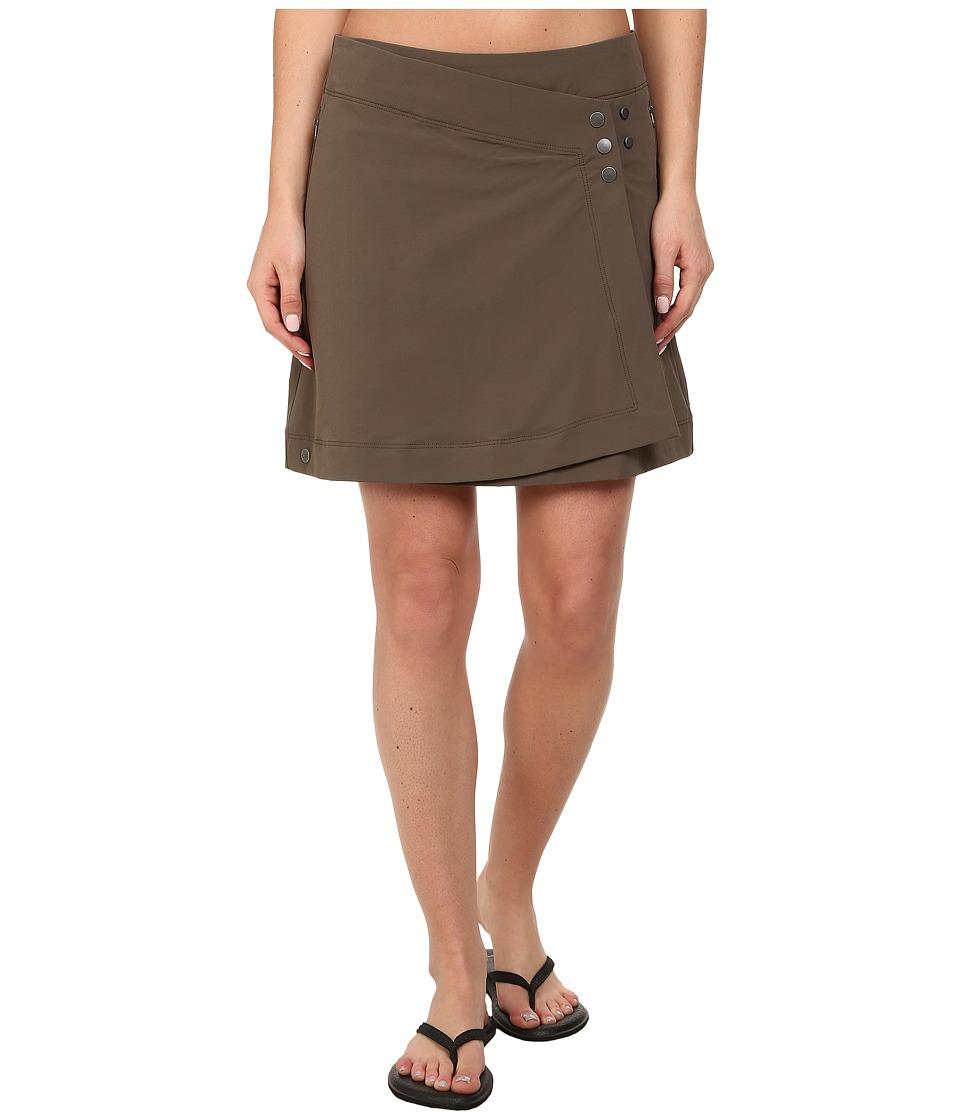 Outdoor Research - Ferrosi Wrap Skirt (Mushroom) Women's Skirt