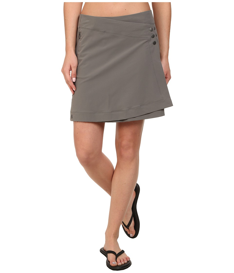 Outdoor Research - Ferrosi Wrap Skirt (Pewter) Women's Skirt