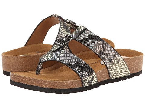 Sofft - Bettina (Silver Snake Print) Women