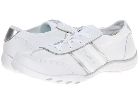 SKECHERS - Cool It (White) Women's Lace up casual Shoes