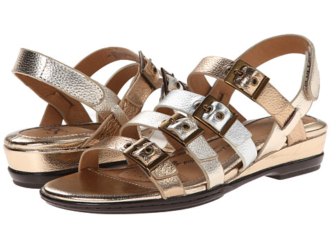 Sofft - Sapphire (Metallic Multi Cow Metallic) Women's Sandals