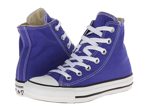 Converse - Chuck Taylor All Star Seasonal Hi (Periwinkle) Classic Shoes