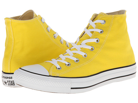 Converse - Chuck Taylor All Star Seasonal Hi (Citrus) Classic Shoes