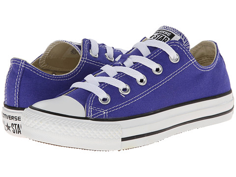 Converse - Chuck Taylor All Star Dainty Seasonal Color Ox (Periwinkle) Women's Shoes