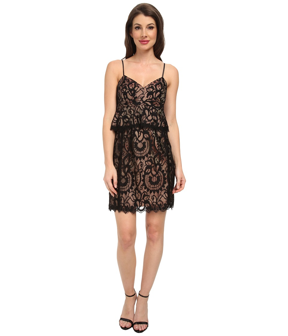Nanette Lepore - Venetian Dress (Black) Women's Dress