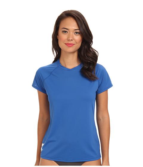 XCEL Wetsuits - Varsity UV S/S Top (Deep Cobalt) Women