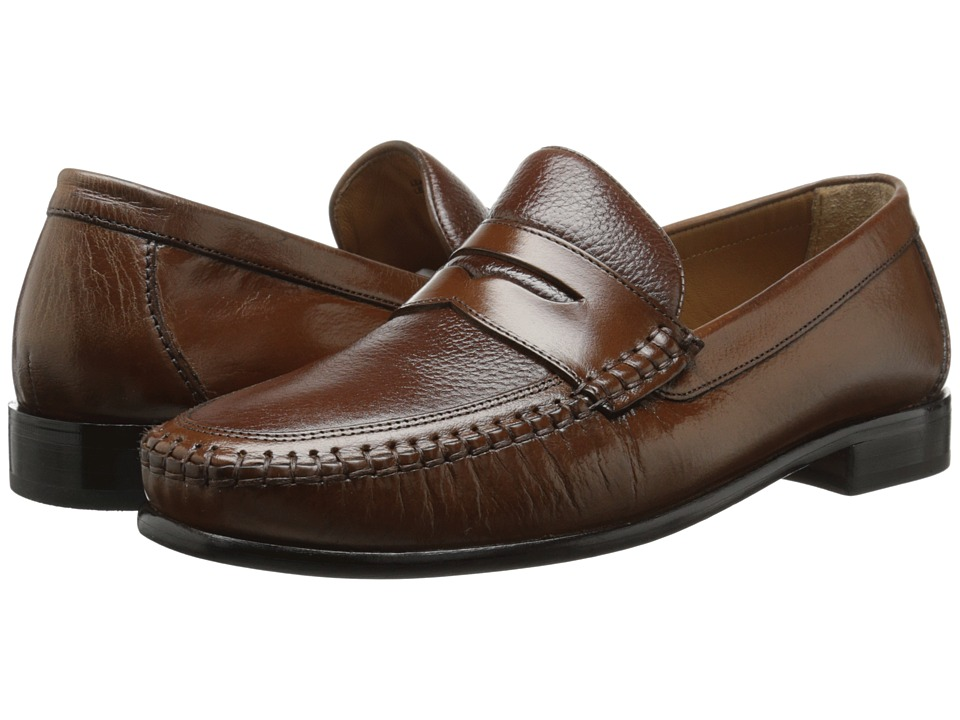 Florsheim Swivel Penny (Cognac) Men
