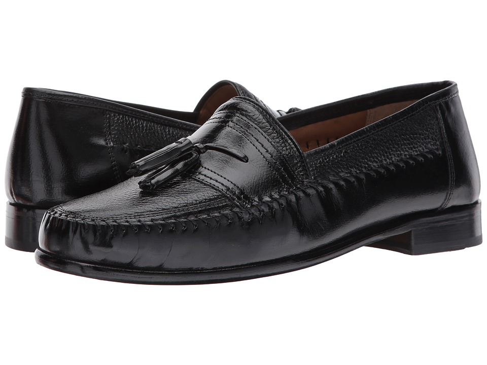 Florsheim - Swivel Tassel (Black) Men's Slip on Shoes
