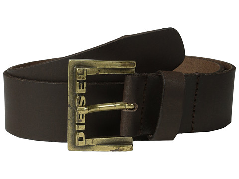 Diesel - Blettos Belt (Dark Brown) Men's Belts
